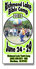 Richmond Lake Bible Camp Brochure thumbnail