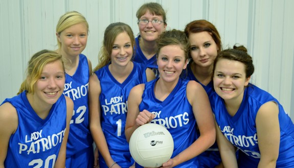 NPCA Girls Volleyball Team